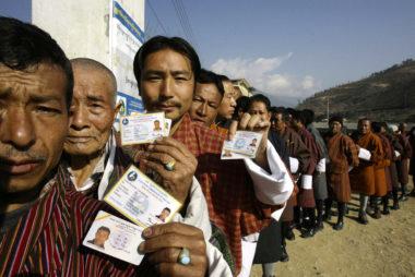 BhutanVotes
