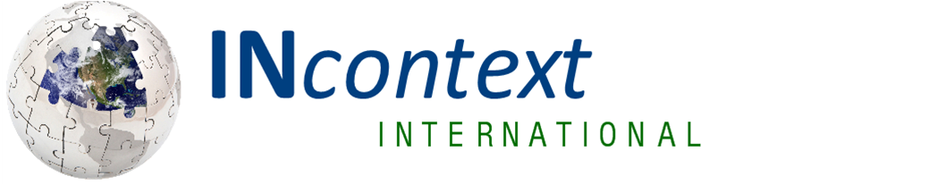 FROM THE DIRECTOR'S DESK | INcontext International