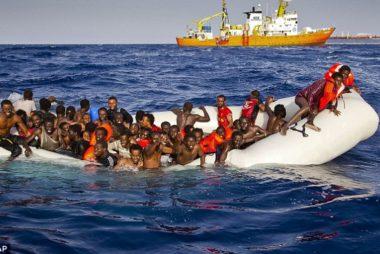 African migrants 2