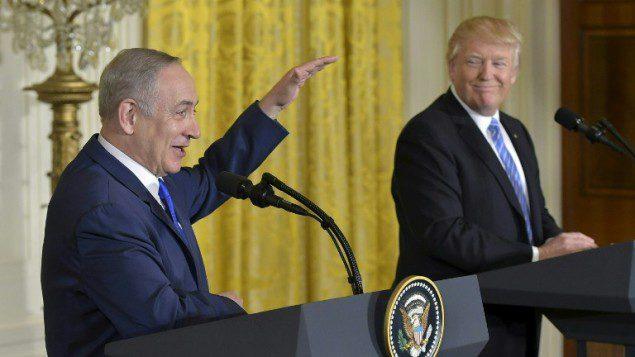 NetanyahuTrump