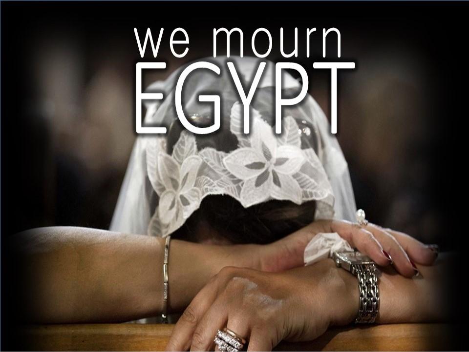 EgyptMourn