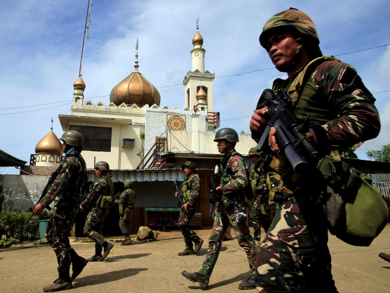 marawi-troops
