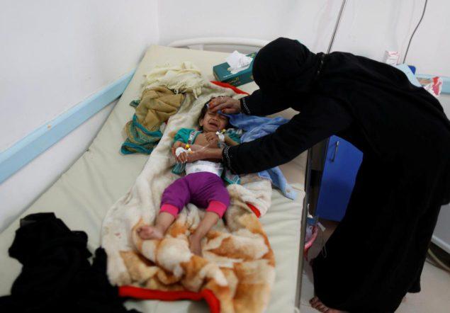 yemen-cholera
