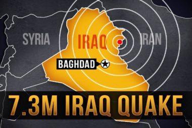 Iraq+earthquake