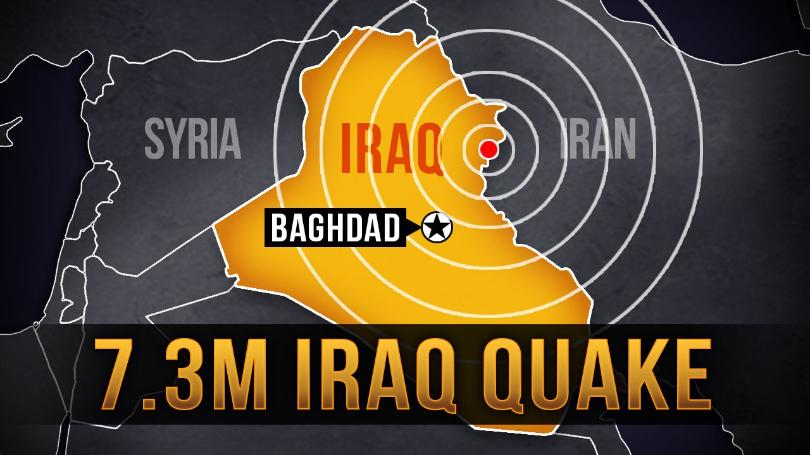 Iraq+earthquake