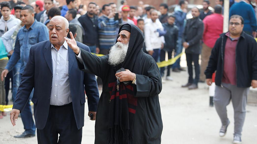 CopticChurchAttacked