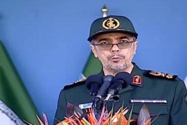 Iran Army Chief
