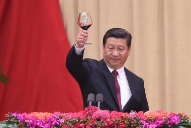 2014 China's National Day Reception