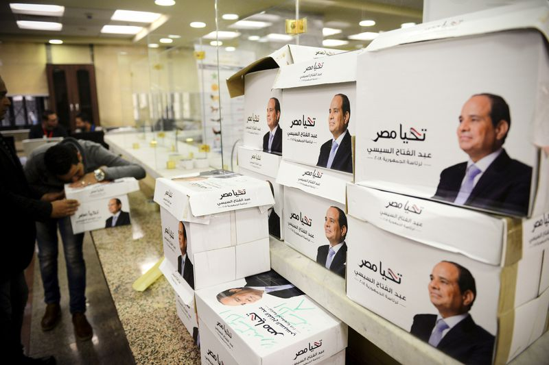 Egypt-Elections