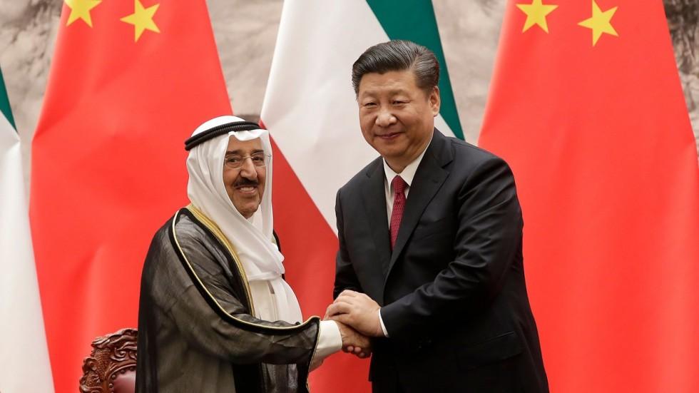 China-Arab