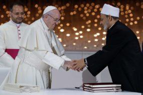 Pope&Al-Tayyeb
