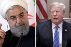 Rouhani&Trump