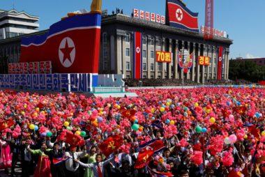 NK parade