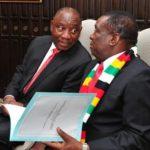 Ramaphosa Zimbabwe
