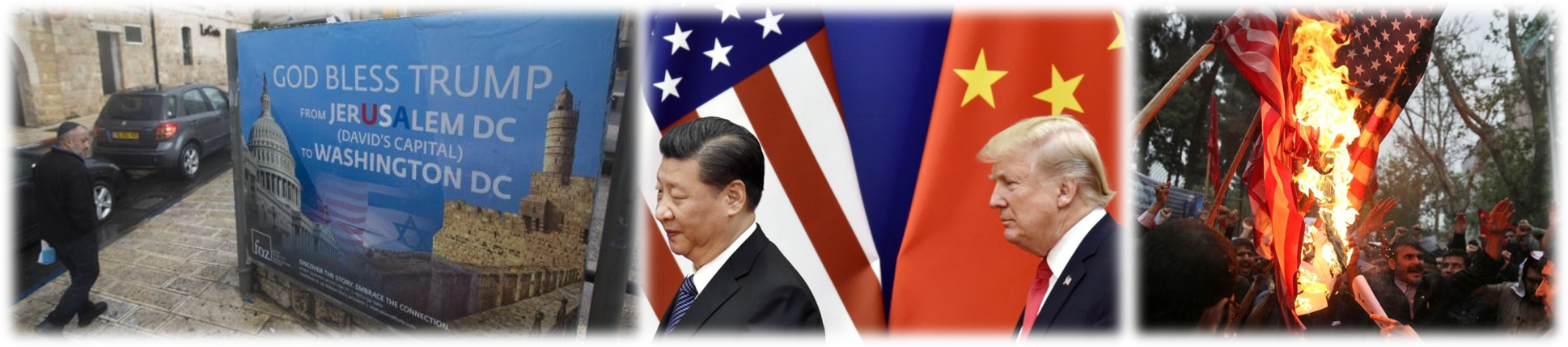 3Geopolitical Events