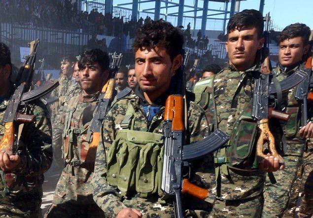 SDF-Kurds