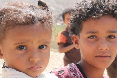 Yemen kids