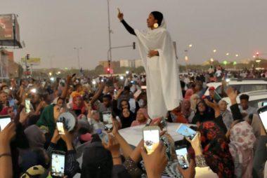Sudan activist
