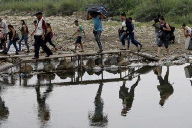 Venezuela migrants2