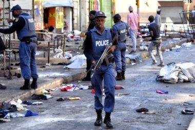 SA violence