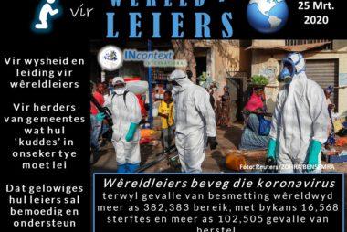 25Mrt20-Wereldleiers-Afrikaans
