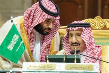 Salman and King