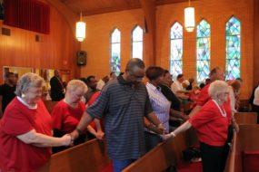 Mixed congregation