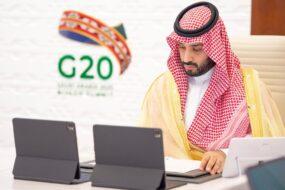 G20 Saudi