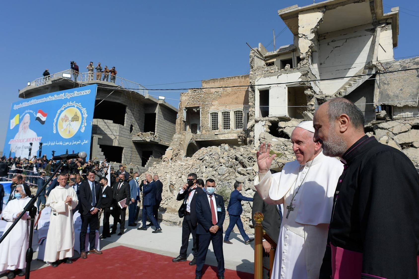 Iraq-Pope