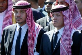 Jordan prince and king