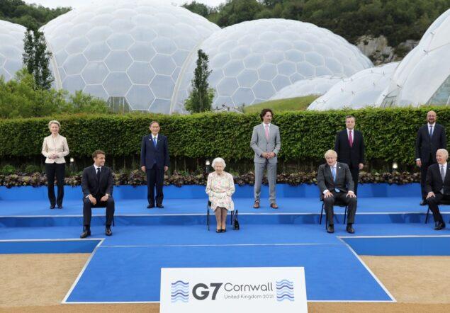 G7 Cornwall